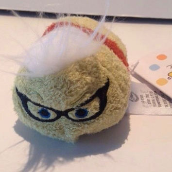 Disney Usa Roz Plush Monsters, Inc Mini Tsum Plush New with Tags