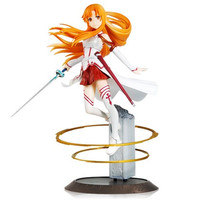 Anime Kotobukiya Sword Art Online ASUNA 1/8 Scale Pre-painted Figure Action Figure