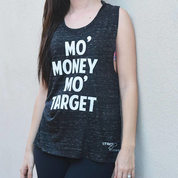 a180b2ee064 Mo  Money Mo  Target Muscle Tank Top. Women s Muscle Tank