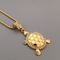 Jewelry New Arrival Gift Stylish Shiny Hot Sale Fashion Hip-hop Club Necklace [6542729539]