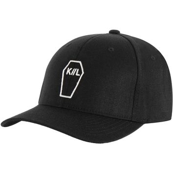 Knocked Loose Men's  Logo Baseball Cap Black