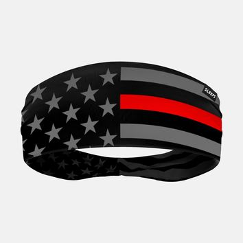 Tactical USA Thin Red Line Flag Headband