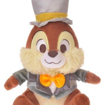 Disney D23 Expo Japan 2018 Chip Top Hat Small Plush New with Tag
