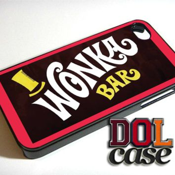 Wonka Bar iPhone Case Cover|iPhone 4s|iPhone 5s|iPhone 5c|iPhone 6|iPhone 6 Plus|Free Shipping| Delta 369
