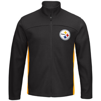 Pittsburgh Steelers Full-Zip Jacket
