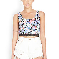 Delicate Lace Crop Top