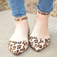 Wild About Leopard Flats