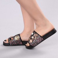 Twinkle Twinkle Sliders - Black