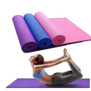 Heavy duty Yoga Mat (Waterproof)