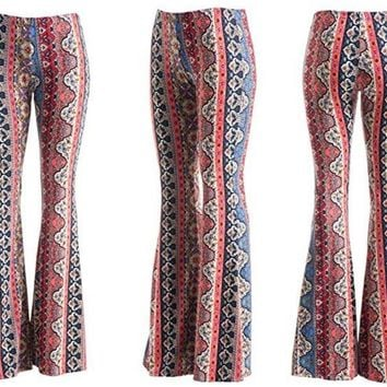 Comfy Bell Bottom Flare Pants