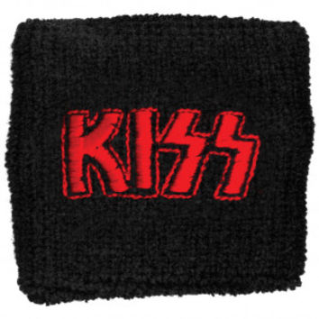 KISS Logo Athletic Wristband - KISS - K - Artists/Groups - Rockabilia