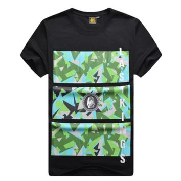 Last Kings Shattered Camo Shirt