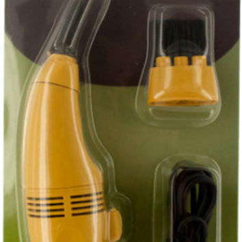 Sub Mini Vacuum with Brush Attachment