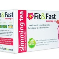 Slimming & Diet Tea Bags For Weight Loss - 14 Day Teatox (30 Tea Bags)