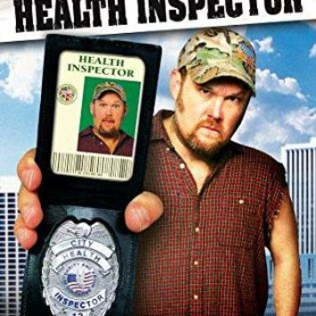 Larry the Cable Guy: Health Inspector Larry the Cable Guy, Joe Pantoliano, David Koechner, Tony Hale, Joanna Cassidy, Tom Wilson, Tony Morales, Jerry Mathers, Megyn Price, Lance Smith