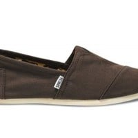 Chocolate Canvas Men's Classics