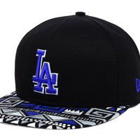 Los Angeles Dodgers MLB Cross Colors Snapback Cap