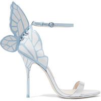 Sophia Webster - Chiara patent-leather sandals