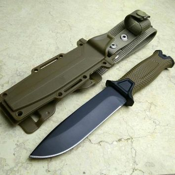 Brown Color Hunting Knife
