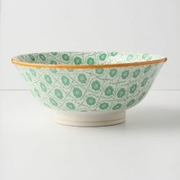 Atom Art Serving Bowls by Anthropologie