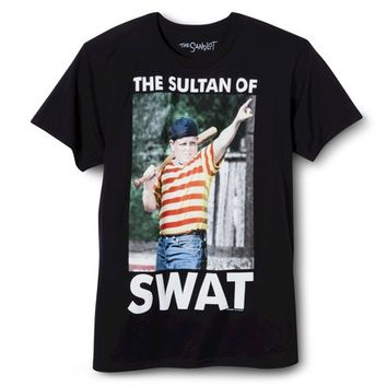 Sandlot Sultan Of Swat Men's T-Shirt