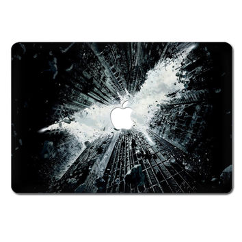 "Batman Logo #3  Design Notebook Vinyl Decal Laptop Skin Top Sticker For Macbook Air 11""13"" Retina Pro 13""15""New Mac12"