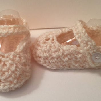 Cute Stitch Baby Shoes - Sizes 0 to12 months - Any Color