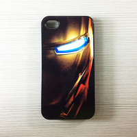 Iron Man  iPhone 5/5S/5C/4/4S Rubber Case,iPod Touch 5/4 Hard Case,Samsung Galaxy S3/S4 Rubber Case,S2/Note 2 Hard Cover