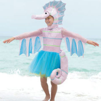 sparkly seahorse costume-Chasing Fireflies