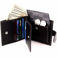 Wallet with Coin pocket  purse wallet for men design men's wallets