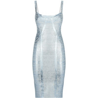Herve Leger Judith Bandage Dress