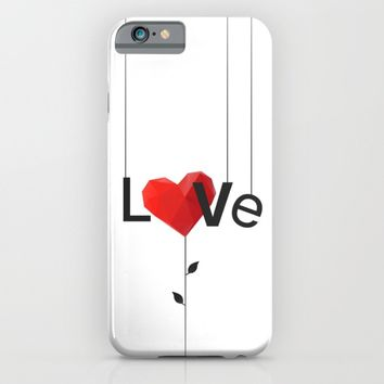 Only love 6 iPhone & iPod Case by Ylenia Pizzetti | Society6
