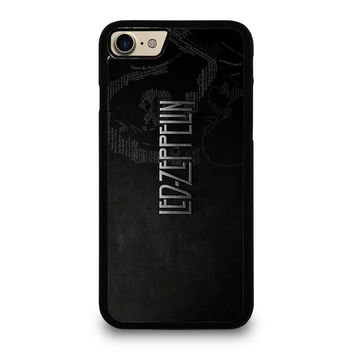 LED ZEPPELIN LYRIC iPhone 7 Case Cover