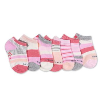 ED Days Of The Week Size 7-Pack Low Cut Socks