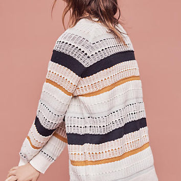 Orchard Stripe Pullover