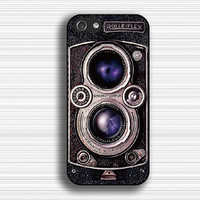 Vintage Camera iphone 5s case,metal Iphone 5c case, fashion Iphone 5 case,nostalgic Iphone 4s case, iphone 4 case, popular Iphone gift case