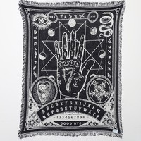Palmistry Blanket - Interior - What's New at Gypsy Warrior