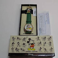 Vintage Disney MICKEY MOUSE Quartz Wristwatch 1998 (Unused Item)!