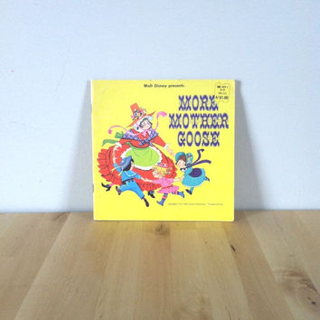 More Mother Goose {1971} Vintage Book