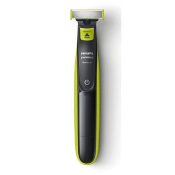Philips Norelco OneBlade Hybrid Electric Trimmer and Shaver, QP2520/70 - Walmart.com