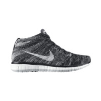 Nike Free Flyknit Chukka Men's Shoes - Black
