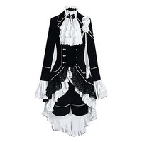 Inspired by Black Butler Ciel Phantomhive Anime Cosplay Costumes