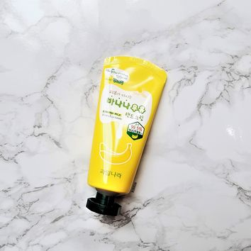 Kwailnara Banana Milk Hand Cream