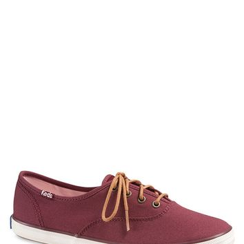 Keds Canvas Low-Top Sneakers