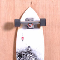 """Arbor 31.75"""" GB Sizzler Longboard Complete - Bamboo"""