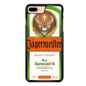 Jagermeister iPhone 7 Plus Case