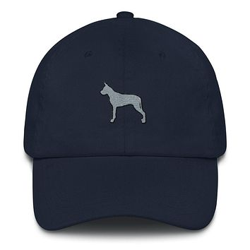Great Dane Dad Hat