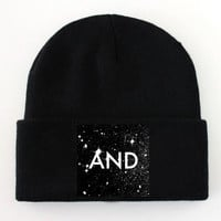 ANDCLOTHING — Deep Galaxy AND Beanie