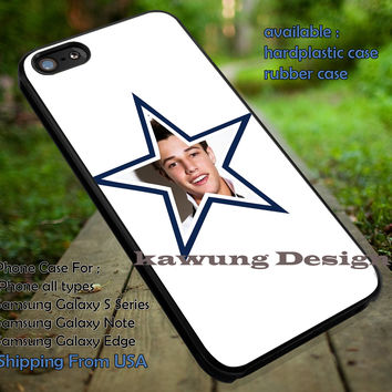 CD Dallas Cowboy iPhone 6s 6 6s+ 6plus Cases Samsung Galaxy s5 s6 Edge+ NOTE 5 4 3 #movie #MagconBoys ii