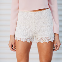 Embellished Begonia Bottoms